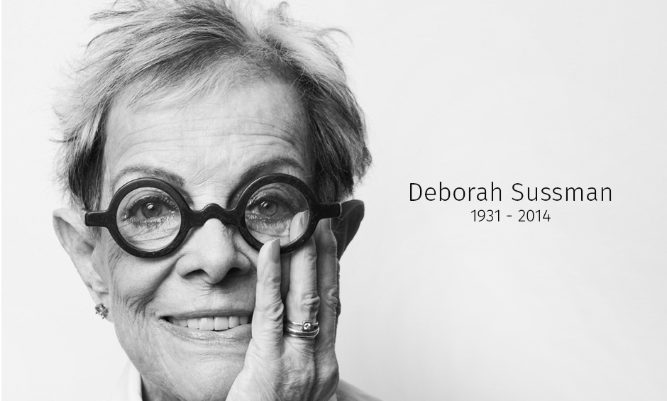 Deborah Sussman died at the age of 83
