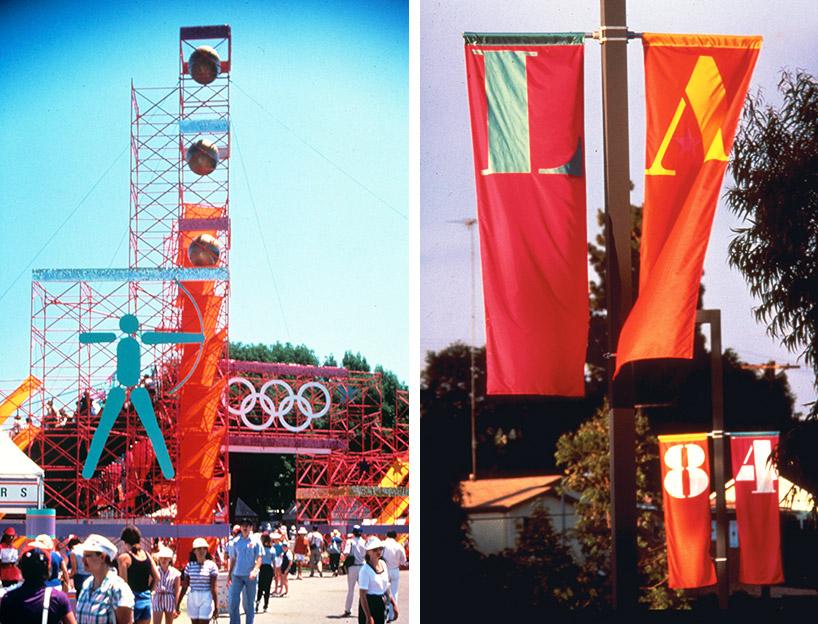 Deborah sussman olympic 1984