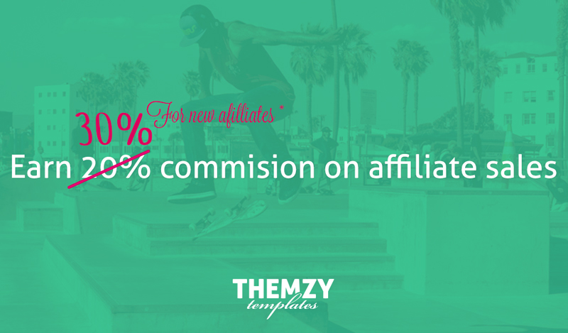 Themzy - Join Our Affiliate Program