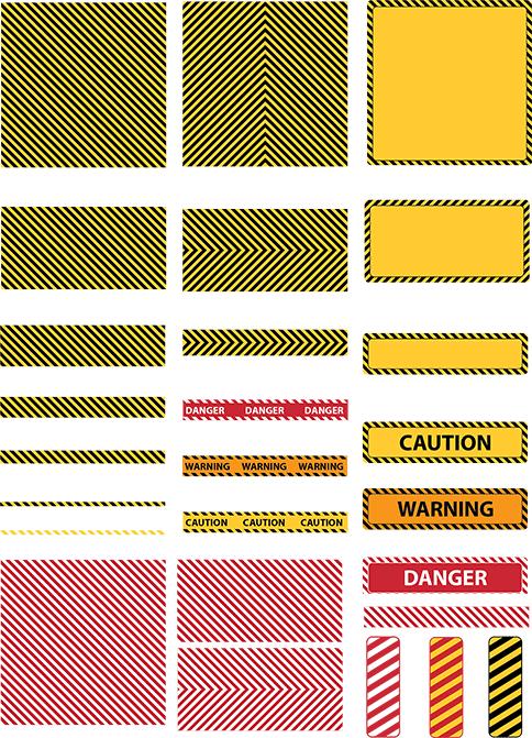 Hazards-vector